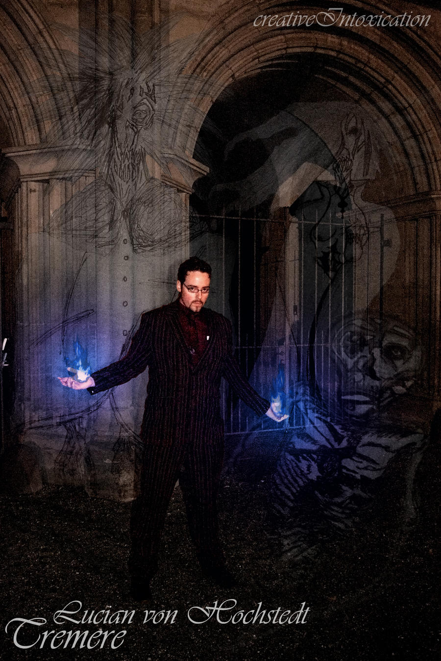 Tremere blood magician no 2 by creativeIntoxication