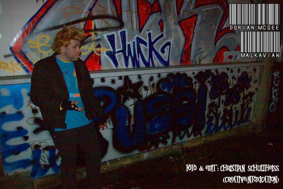 Dorian McGee_2 by creativeIntoxication