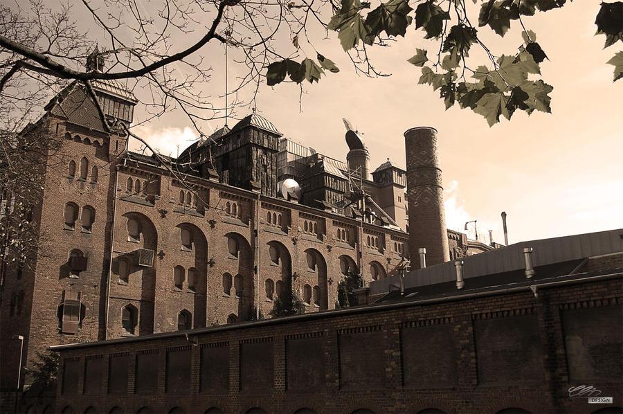 industrial building - malt factory 2 by creativeIntoxication