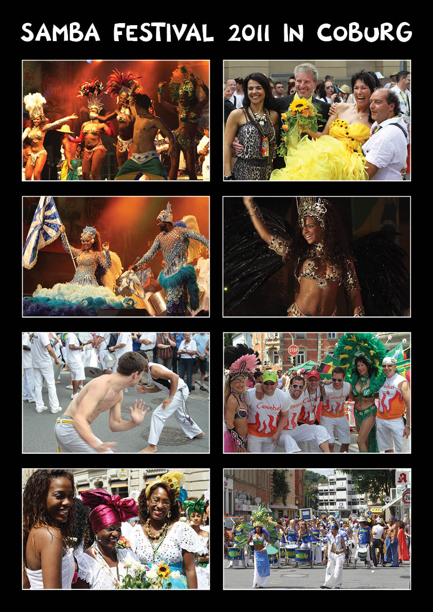 SambaFestival 2011 by creativeIntoxication