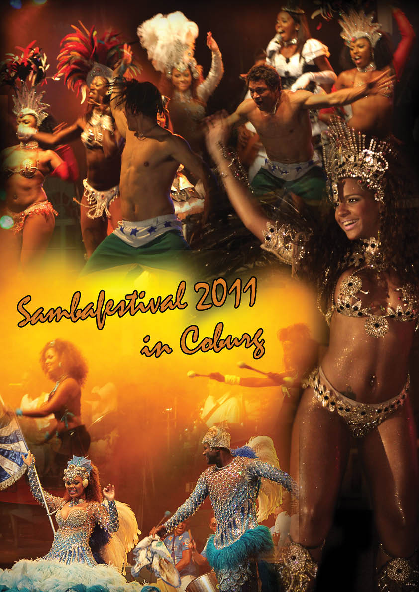 SambaFestivalComposing2011 by creativeIntoxication