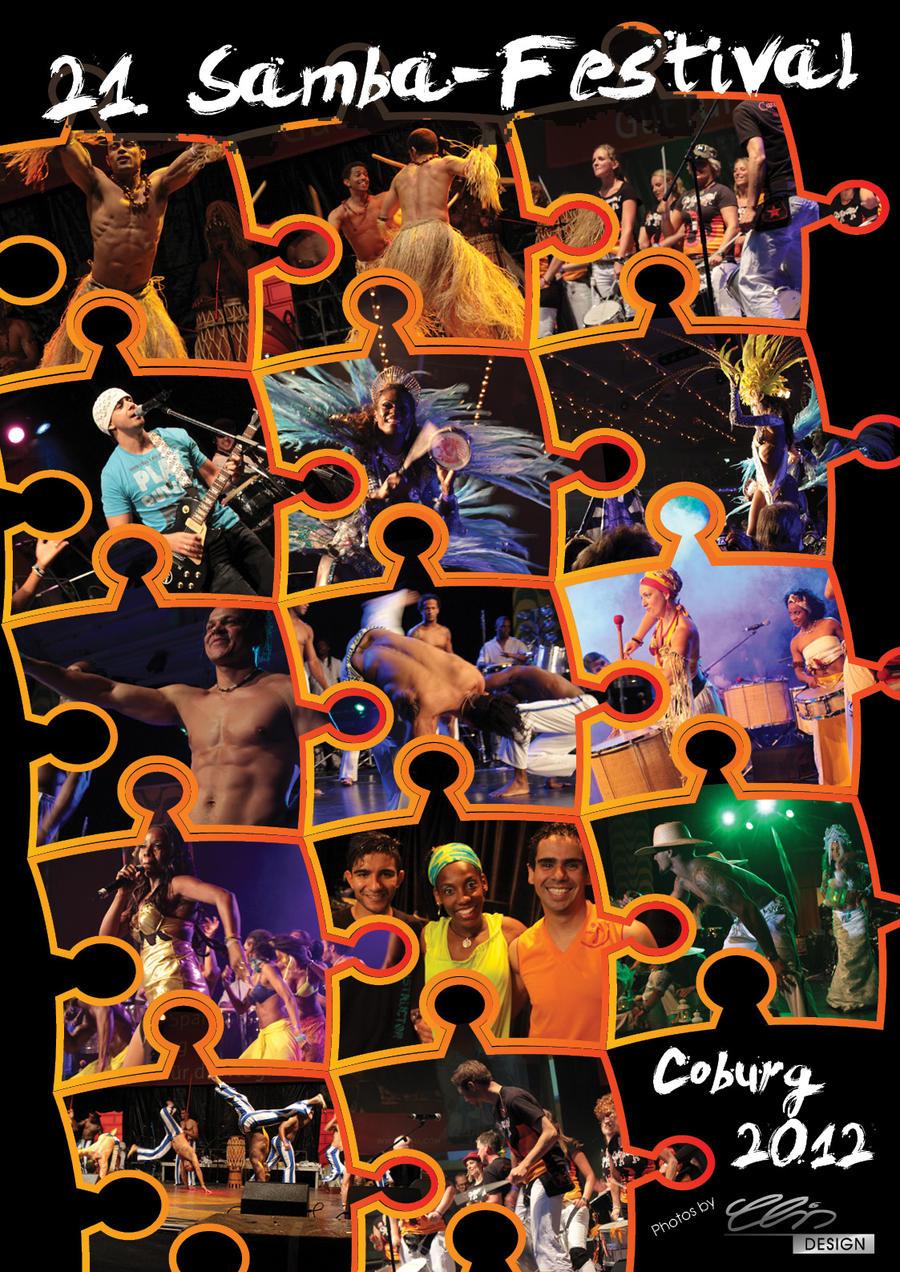 Sambafestival 2012 Coburg by creativeIntoxication