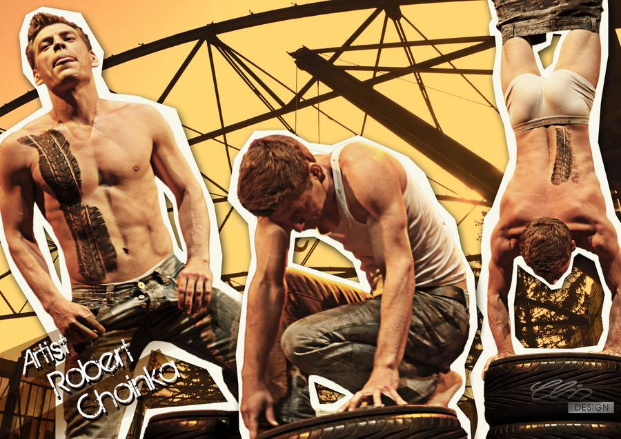 handstand.artist.robert.choinka by creativeIntoxication