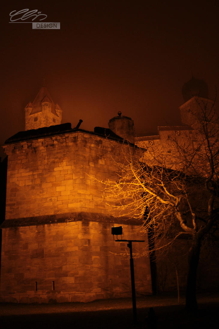 castle.at.night.01 by creativeIntoxication