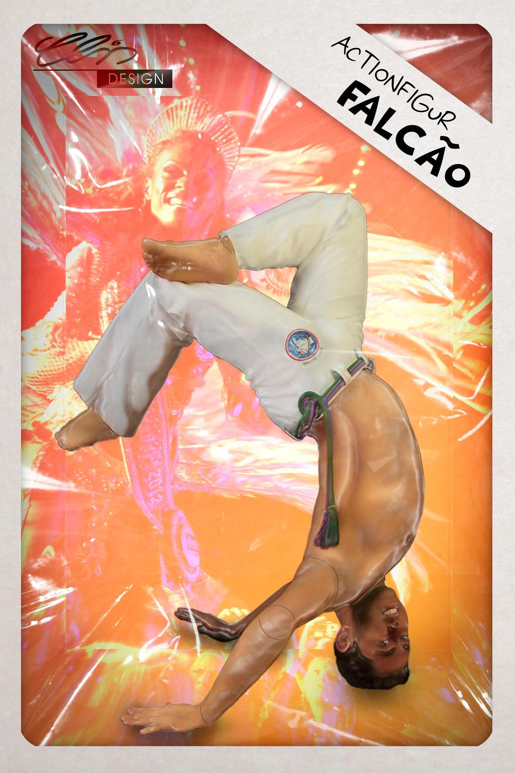 capoeira.actionfigure by creativeIntoxication
