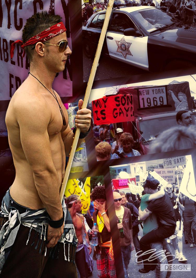recalling.gay.pride.origins by creativeIntoxication