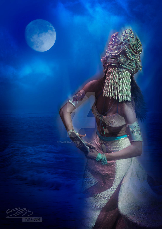yemanja.rainha.do.mar by creativeIntoxication