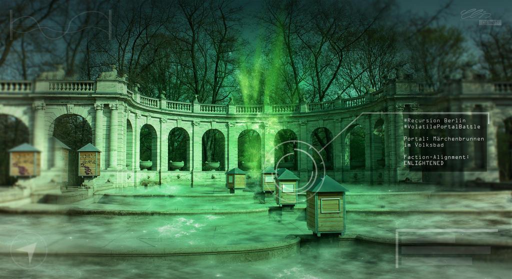 volatile.portal.berlin.recursion by creativeIntoxication