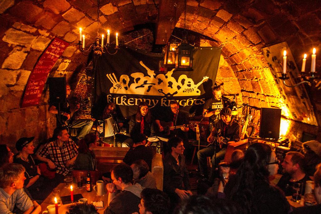kilkenny.knights.rocking.cellar.bar by creativeIntoxication