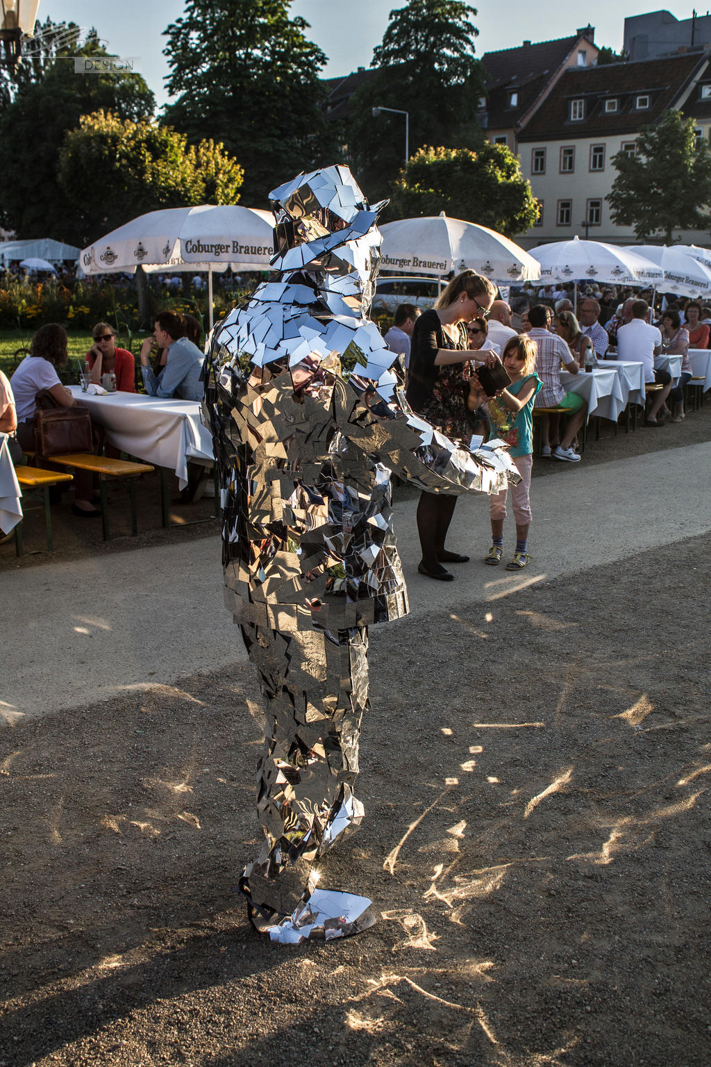 robotman...reflecting.mirror by creativeIntoxication