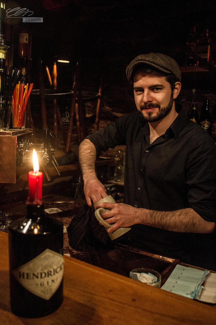 barkeepin by creativeIntoxication