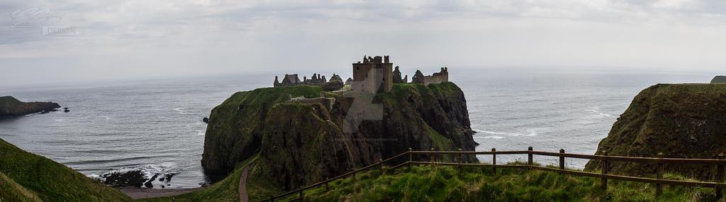 dunnotar.castle by creativeIntoxication