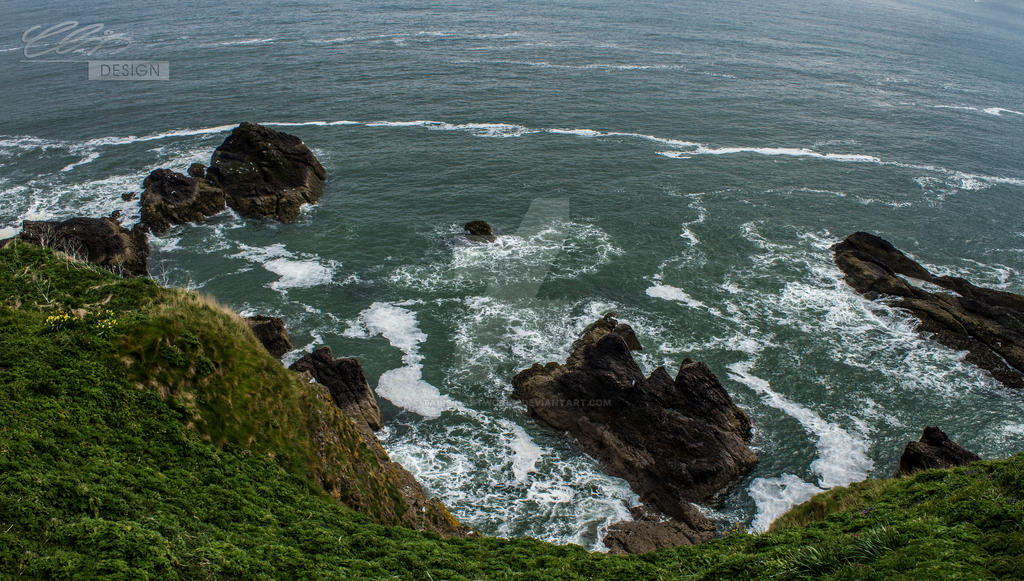 scottish.coast by creativeIntoxication