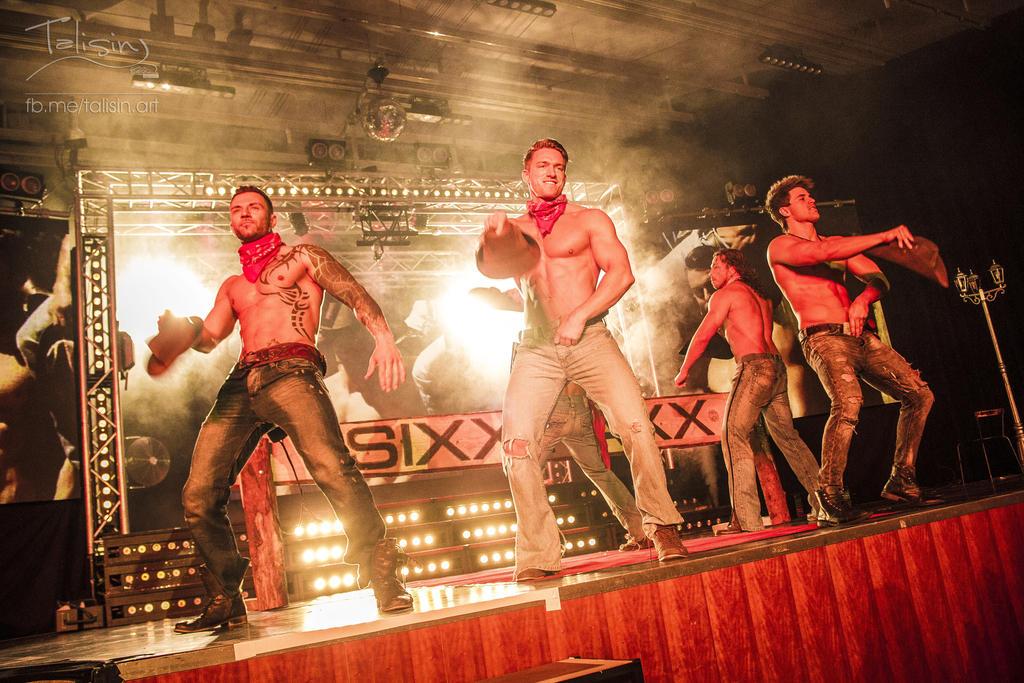 sixxpaxx...cowboys by creativeIntoxication