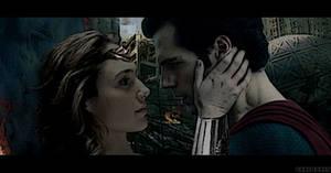 Man Of Steel x Amazon Princess - Together