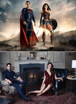 Man Of Steel x Amazon Princess - League of Two