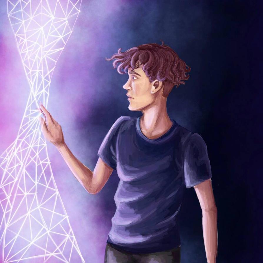 Follow the light  by UnseenNebula