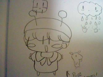 Little Murumo by knucklejoerocks