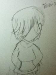 RP OC Toshio