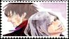 Xanxus x Squalo Stamp by MiharuyYoite