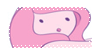 Stamp Princess Bubblegum 3 by MiharuyYoite