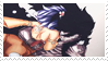 Stamp Gajeel x Levy by MiharuyYoite