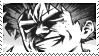 Stamp Izuku/AllMight Face by MiharuyYoite