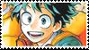 Stamp Deku by MiharuyYoite
