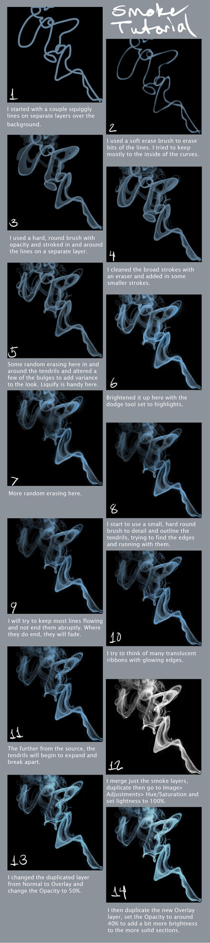 Smoke Tutorial by portohle
