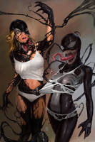 Lady Venom by StevenPurtill
