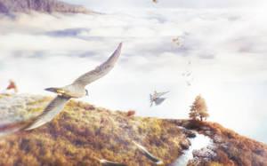 Peregrine Reign by kaisernero121