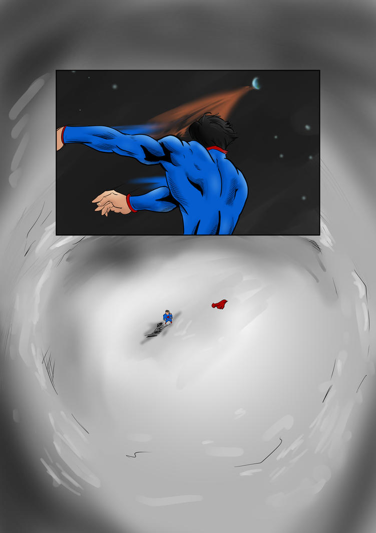 Superman Vs. Goku 16.7 by Rex-Mortis