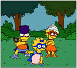 Bartman: Return of Maggeena