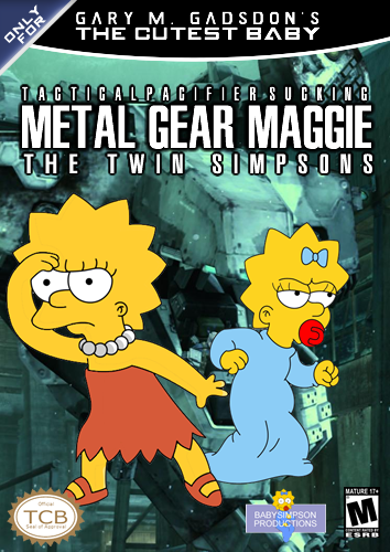 Metal Gear Maggie by Gazmanafc