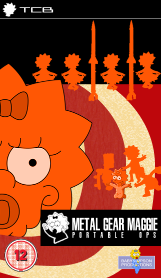 MG Maggie: Portable Ops EU by Gazmanafc