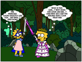 Mystery Princess by Gazmanafc