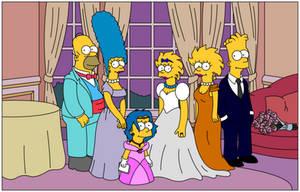 Family of the Bride by Gazmanafc