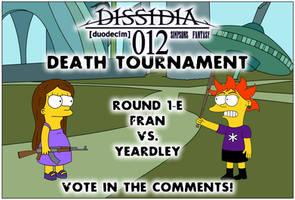 Duodecim Death Tournament: 1-E by Gazmanafc