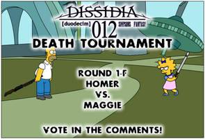 Duodecim Death Tournament: 1-F by Gazmanafc