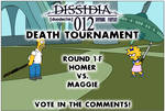 Duodecim Death Tournament: 1-F