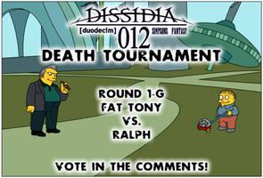 Duodecim Death Tournament: 1-G by Gazmanafc