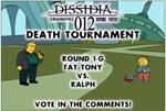 Duodecim Death Tournament: 1-G