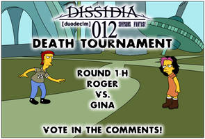 Duodecim Death Tournament: 1-H by Gazmanafc