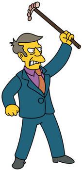 Dissidia 011 Preview: Seymour Skinner