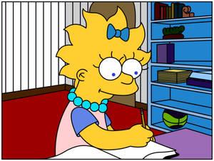 SimpFant: Maggie's Diary