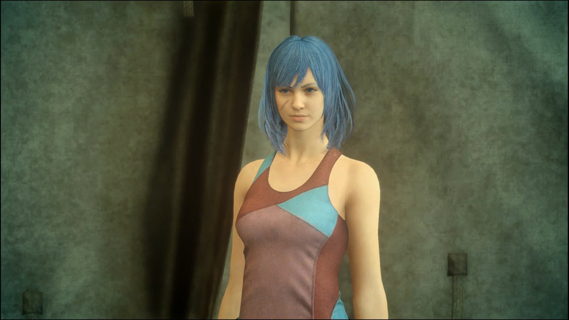 Lucy in Final Fantasy XV by Gazmanafc