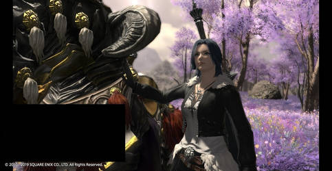 Lucy in Final Fantasy XIV: A Realm Reborn