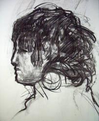 side portrait 1 by Shalune31