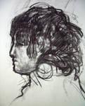side portrait 1