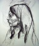 side portrait 2